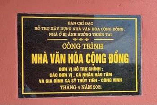 Netizen tranh cãi hình ảnh Thuỷ Tiên tặng thuyền máy cứu trợ miền Trung nhưng chỉ ghi tên 2 vợ chồng, phía chính chủ nói gì? - Ảnh 8.