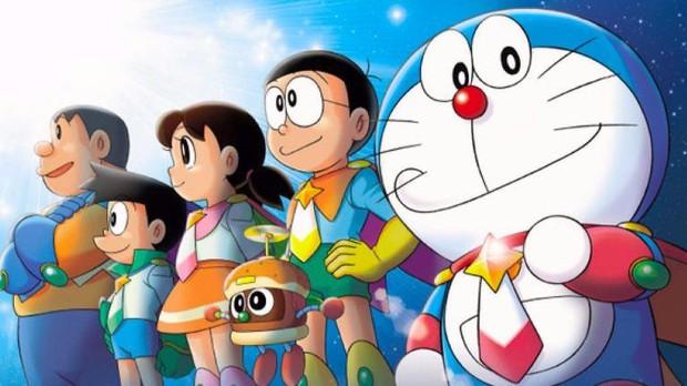 Phiên bản Doraemon người thật băm nát nguyên tác của xứ Trung: Dàn nhân vật già khằn, Suneo (Xêkô) đẹp trai nhất hội? - Ảnh 1.