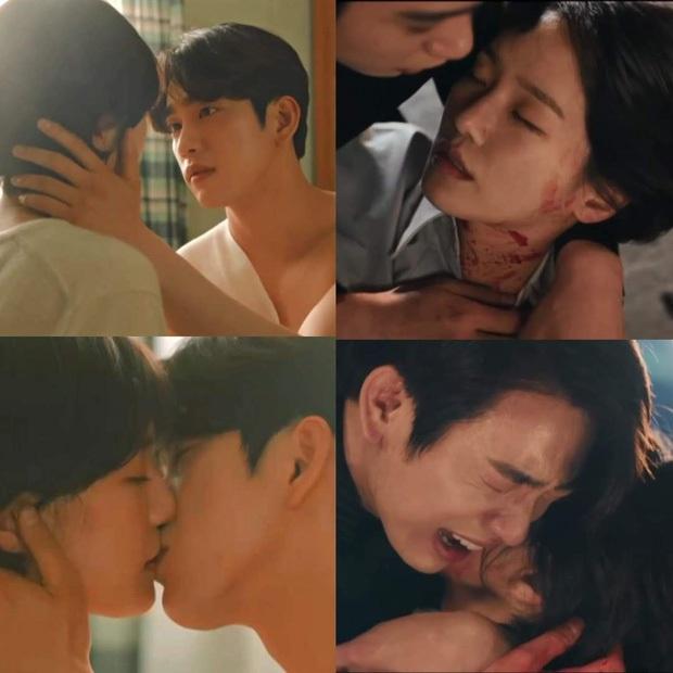 5 mô-típ phim Hàn khiến khán giả điên tiết: Kết lãng xẹt chưa tức bằng màn khai tử nhân vật yêu thích - Ảnh 17.