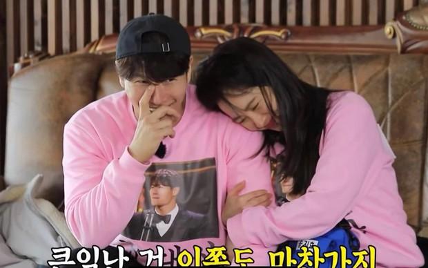 Mẹ Kim Jong Kook phát khóc khi rapper Jessi muốn có con với con trai mình? - Ảnh 1.