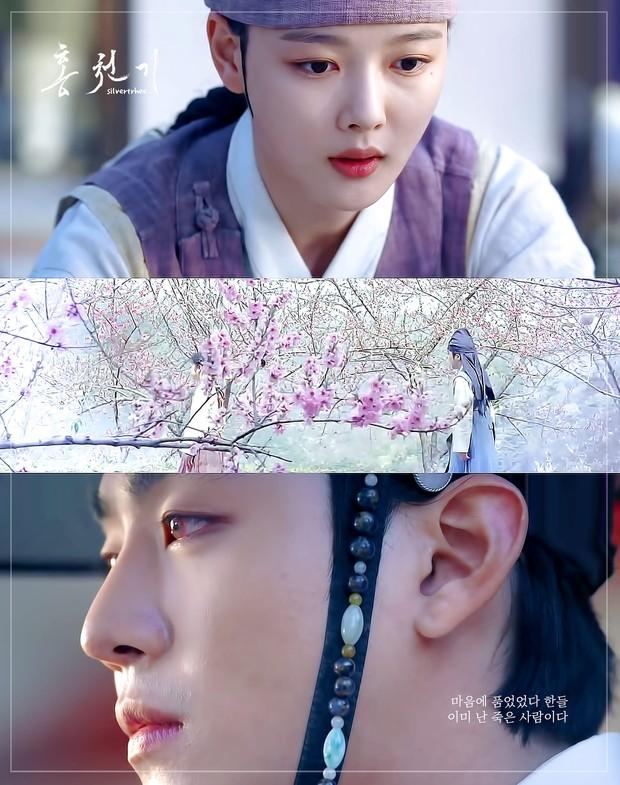 Kim Yoo Jung khóa môi trai đẹp cực ngọt ở bom tấn cổ trang, netizen xem mà quắn quéo cả tâm can - Ảnh 11.
