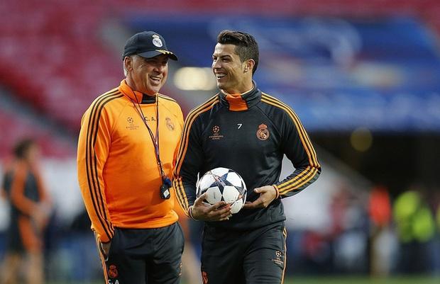 Huấn luyện Ronaldo, bài toán hóc búa cho mọi HLV (kỳ 1) - Ảnh 5.