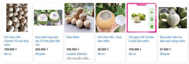Dừa tươi duy trì mức bán cao trên chợ mạng, mỗi quả giá 25.000 đồng được chốt đơn ầm ầm - Ảnh 6.
