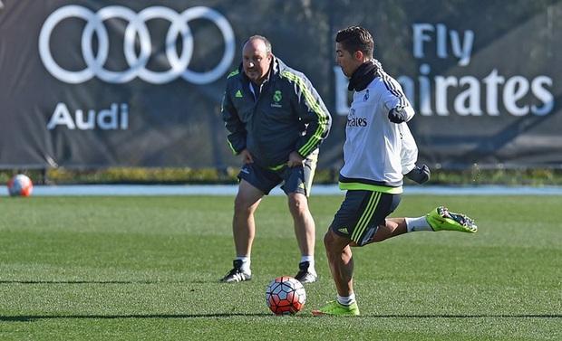 Huấn luyện Ronaldo, bài toán hóc búa cho mọi HLV (kỳ 1) - Ảnh 8.