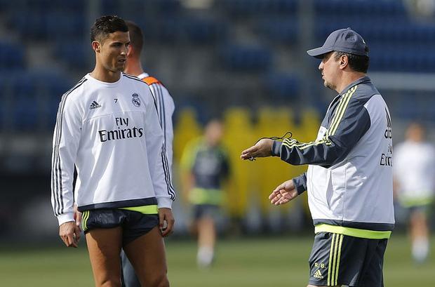Huấn luyện Ronaldo, bài toán hóc búa cho mọi HLV (kỳ 1) - Ảnh 10.
