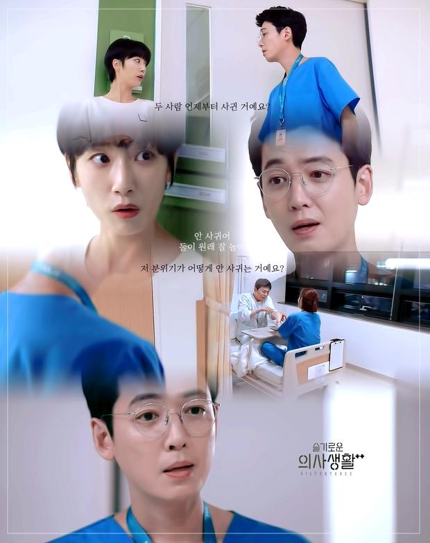 5 diễn biến được mong đợi ở tập cuối Hospital Playlist 2: Ik Jun - Song Hwa hẹn hò chưa hồi hộp bằng nàng Gấu ra mắt mẹ chồng! - Ảnh 8.
