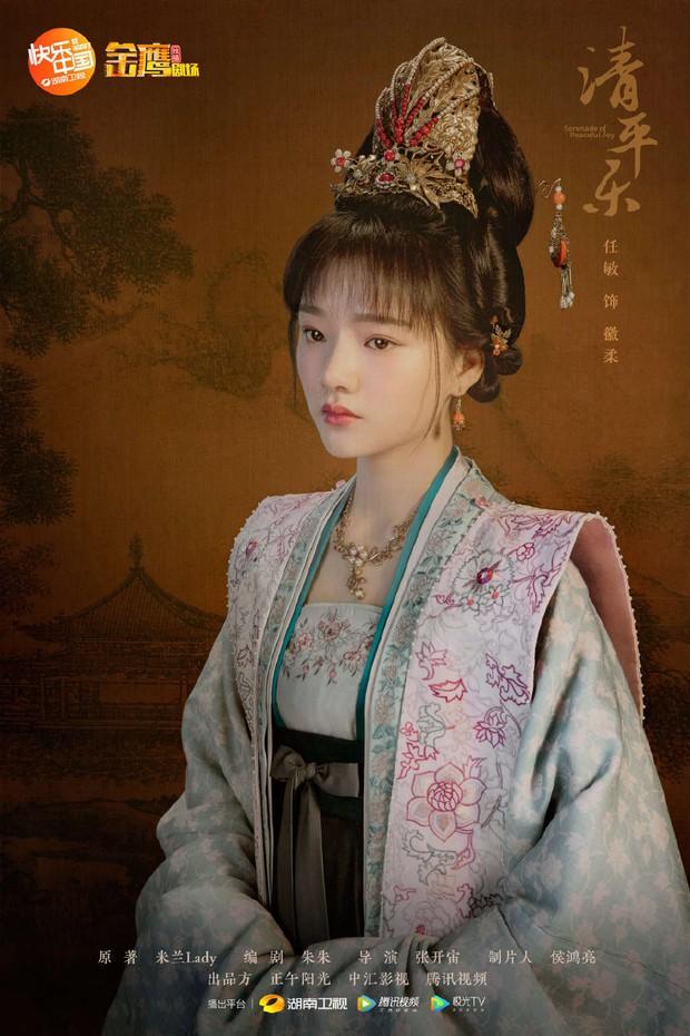 5 nàng công chúa bất hạnh nhất màn ảnh Hoa ngữ: Người mất một cánh tay, người chịu tủi nhục vì bị cưỡng bức - Ảnh 4.