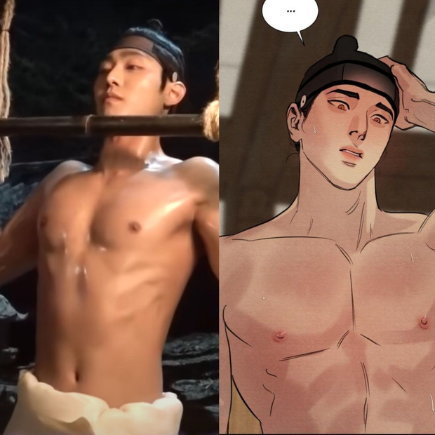 Tạo hình bạn trai Kim Yoo Jung ở bom tấn cổ trang gây tranh cãi vì giống hệt một thiếu gia cuồng sex nổi tiếng? - Ảnh 5.