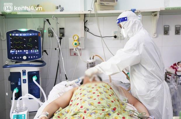 Bố mẹ mắc Covid-19, nam sinh nặng 92kg một mình đến BV Nhi đồng để tìm sự sống: Em sợ lắm, cứ nghĩ mình không vượt qua được - Ảnh 4.