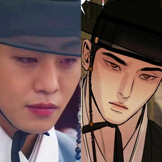 Tạo hình bạn trai Kim Yoo Jung ở bom tấn cổ trang gây tranh cãi vì giống hệt một thiếu gia cuồng sex nổi tiếng? - Ảnh 3.