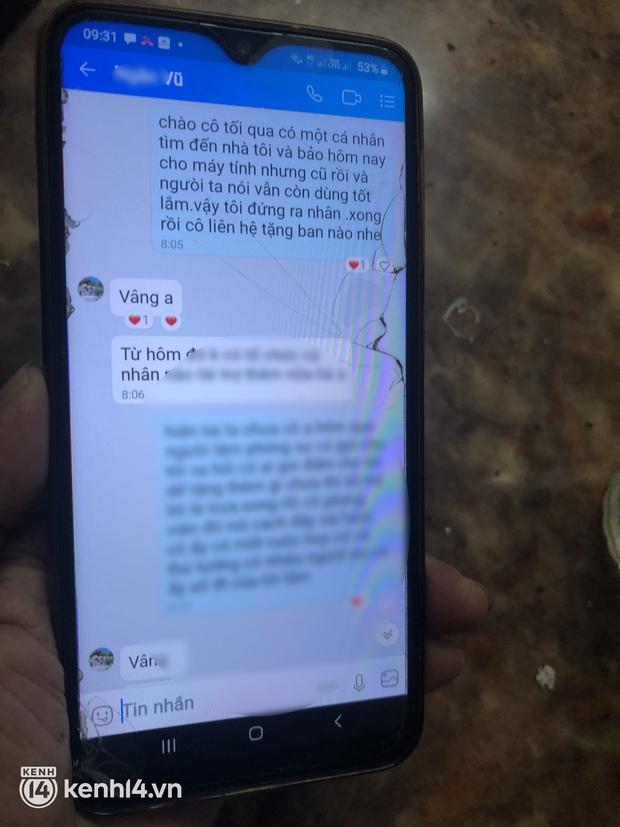 Người cha bật khóc vì không thể mua điện thoại cho con học online bị dân mạng tố nhà giàu: Hoàn cảnh thực sự thế nào? - Ảnh 7.