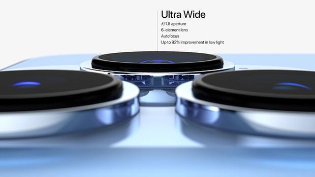Camera iPhone 13 xịn xò như thế nào mà Apple khẳng định nó vô đối so với các mẫu smartphone khác? - Ảnh 17.