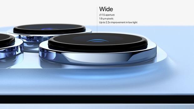 Camera iPhone 13 xịn xò như thế nào mà Apple khẳng định nó vô đối so với các mẫu smartphone khác? - Ảnh 16.