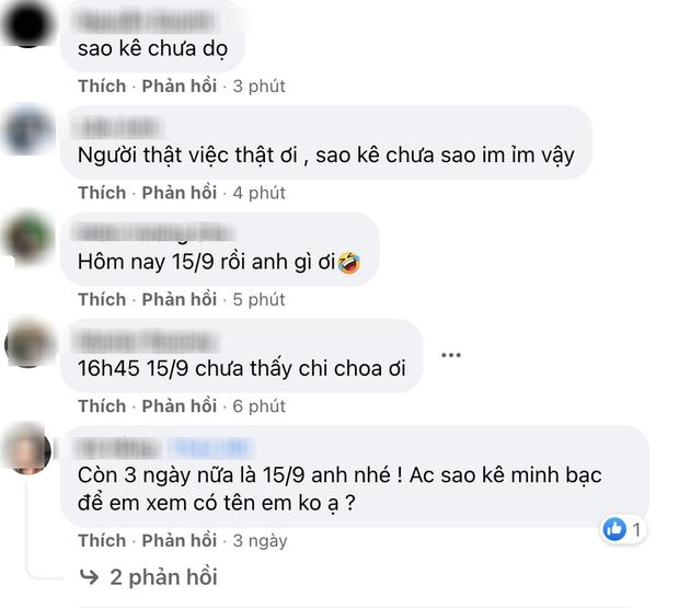 Đến hẹn sao kê 15/9, netizen tổng tấn công fanpage Thuỷ Tiên - Công Vinh, ngân hàng Vietcombank tiếp tục hứng bão phẫn nộ - Ảnh 4.