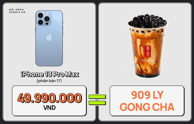 Một chiếc iPhone 13 có thể mua được: 5,5 tấn rau, 471 thùng mì hoặc tới 4 năm ăn phở!!! - Ảnh 19.