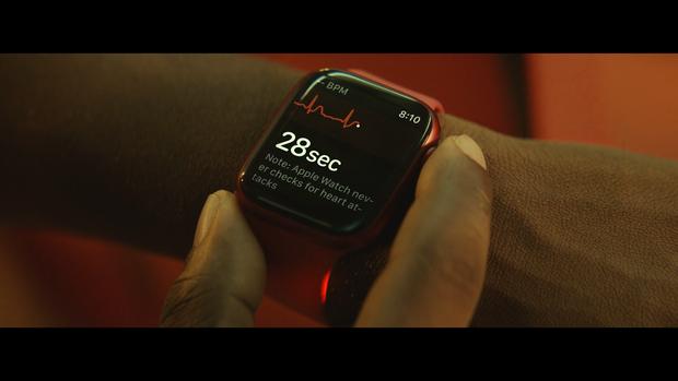 Chi tiết Apple Watch Series 7: Có 5 màu sắc, giá bán từ 199 USD - Ảnh 2.