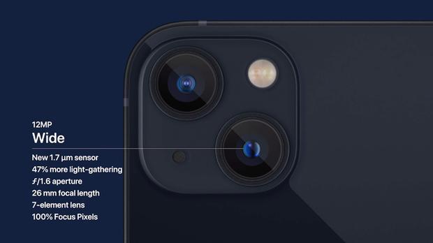 Camera iPhone 13 xịn xò như thế nào mà Apple khẳng định nó vô đối so với các mẫu smartphone khác? - Ảnh 13.