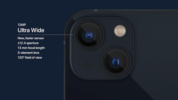 Camera iPhone 13 xịn xò như thế nào mà Apple khẳng định nó vô đối so với các mẫu smartphone khác? - Ảnh 14.
