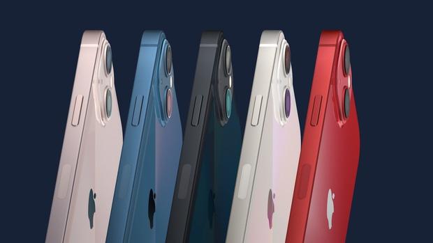 Trọn bộ combo màu sắc của iPhone 13: Lạ lẫm với 2 màu mới siêu bánh bèo - Ảnh 2.