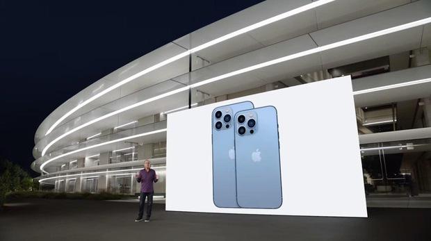 Trọn bộ combo màu sắc của iPhone 13: Lạ lẫm với 2 màu mới siêu bánh bèo - Ảnh 1.