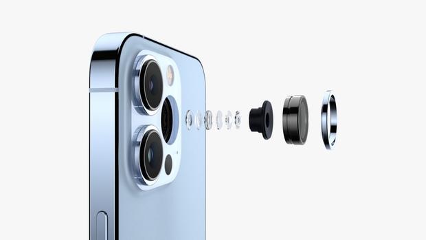 Chi tiết iPhone 13 Pro và iPhone 13 Pro Max: Thiết kế cao cấp, camera siêu xịn xò! - Ảnh 8.