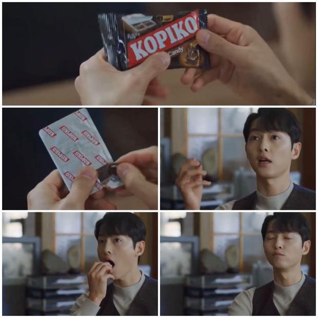 Có một món đồ ăn được quảng cáo miệt mài trong các phim Hàn hot suốt cả năm nay, ở Việt Nam cũng mua được - Ảnh 1.