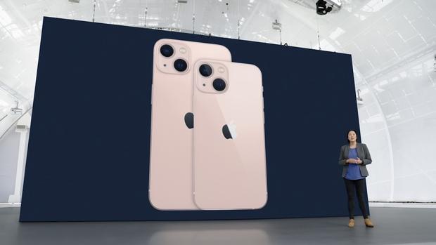 Chi tiết iPhone 13 và iPhone 13 mini vừa ra mắt: Màu hồng cực xinh, giá bán từ 699 USD - Ảnh 3.