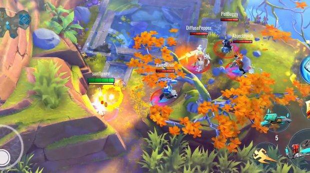 Sau Tốc Chiến đến lượt 2 siêu phẩm game mới xuất hiện trong sự kiện ra mắt iPhone 13 - Ảnh 5.