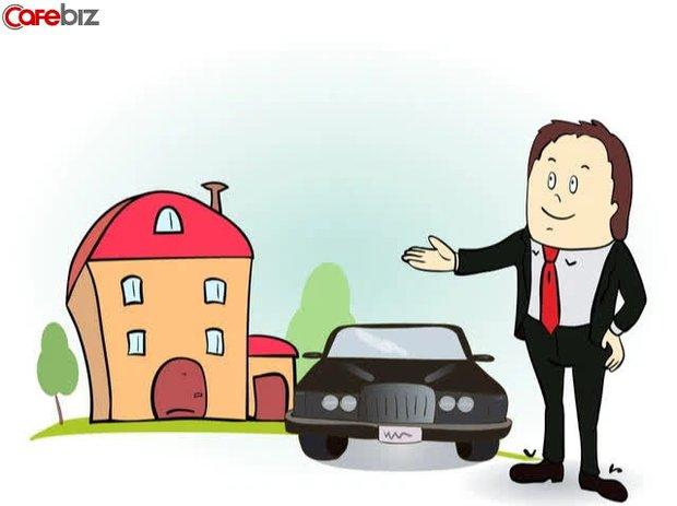 Có những bạn trẻ lương 10 triệu nhưng ở nhà 3 tỷ và lái xế sang: Số tiền ấy rốt cuộc từ đâu ra? - Ảnh 1.