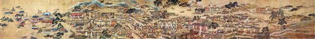 Phóng to 10 lần bức tranh 500 tuổi trong bảo tàng, chuyên gia giật mình: Góc tranh có một người xuyên không?  - Ảnh 1.