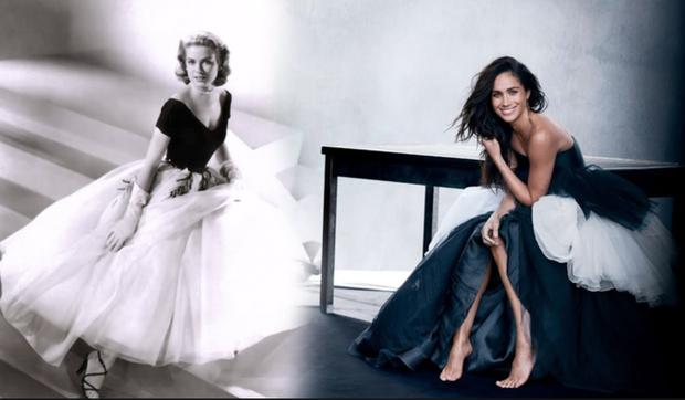 Đặt lên bàn cân Công nương Monaco và Meghan Markle: 2 nàng dâu đồng hương nhưng số phận khác nhau hoàn toàn - Ảnh 4.