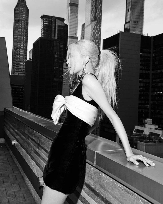 Rosé (BLACKPINK) xả ảnh hậu Met Gala: Kiều diễm, sang chảnh hết nấc, quyến rũ vượt xa ảnh do phóng viên bóc trần - Ảnh 6.
