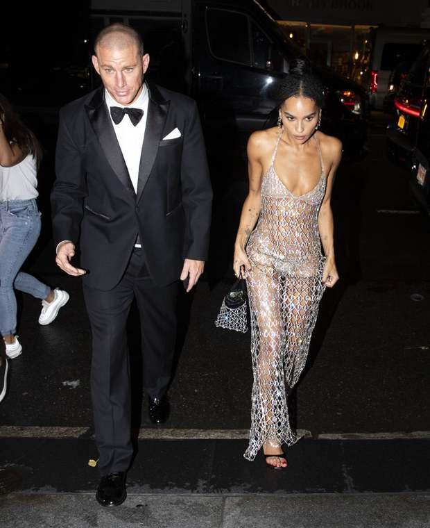 """Dàn sao """"xả đồ"""" dự tiệc hậu Met Gala: Kendall Jenner mặc thoáng hơn nhưng o ép vòng 1, Rosé vẫn một sắc đen, ơn giời mặt Kim Kardashian đây rồi - Ảnh 12."""