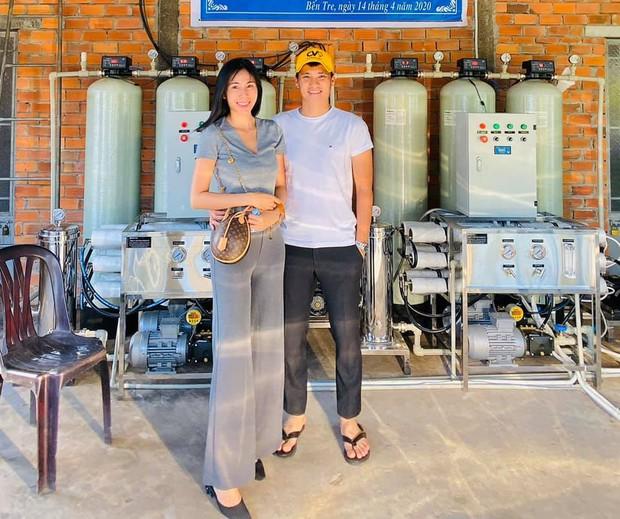 Rầm rộ chuyện Thuỷ Tiên bị tố ăn chặn 450 triệu với mỗi chiếc máy lọc nước cứu trợ hạn mặn, thực hư ra sao? - Ảnh 5.