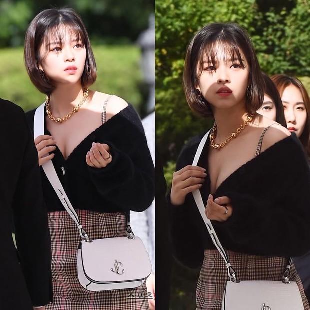 Ngại hở nhưng Jeongyeon cũng từng có lúc siêu sexy, xem lại mới thấy ra gì lắm - Ảnh 4.