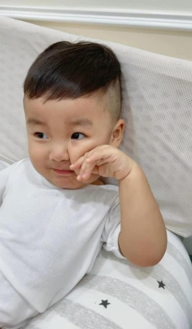 Netizen ngã ngửa vì tin nhắn của nhóc tỳ 2 tuổi nhà Hoà Minzy gửi bố đại gia, nội dung là gì? - Ảnh 6.