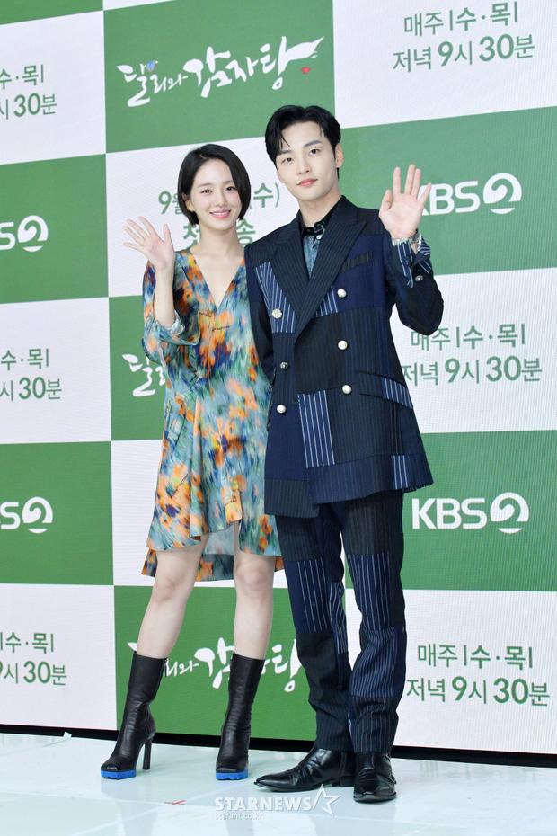 Yeonwoo (MOMOLAND) lộ diện lần đầu sau tin hẹn hò Lee Min Ho, chân dài nuột nà chặt đẹp cả mỹ nhân Điên Thì Có Sao - Ảnh 11.