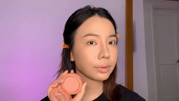 Cắt mái fail chưa chắc đã xấu, chỉ là bạn có biết makeup cao tay hay không thôi! - Ảnh 7.