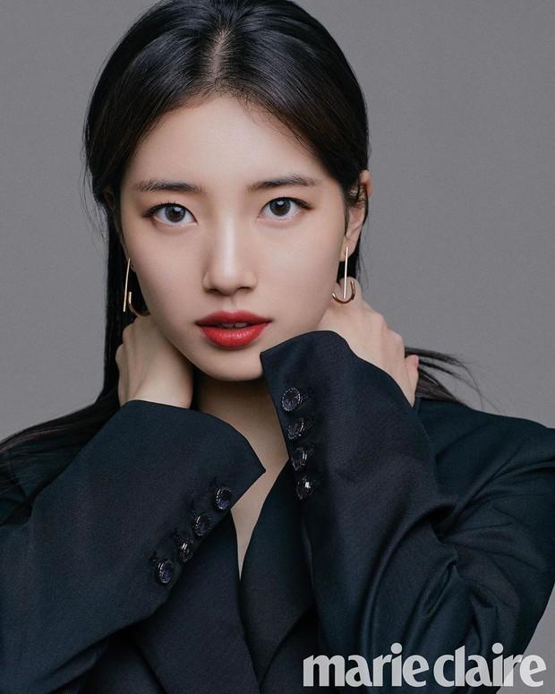 Xuýt xoa trước combo visual của Suzy - Jin (BTS): Bên nữ thần tình đầu quốc dân, bên trai đẹp toàn cầu, kết hợp lại sẽ ra sao? - Ảnh 2.