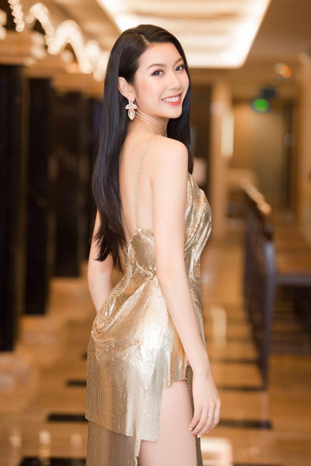Học vấn top 3 Hoa hậu Hoàn vũ VN 2019: Kim Duyên bị nghi chưa tốt nghiệp, Thúy Vân đỉnh khỏi bàn - Ảnh 4.