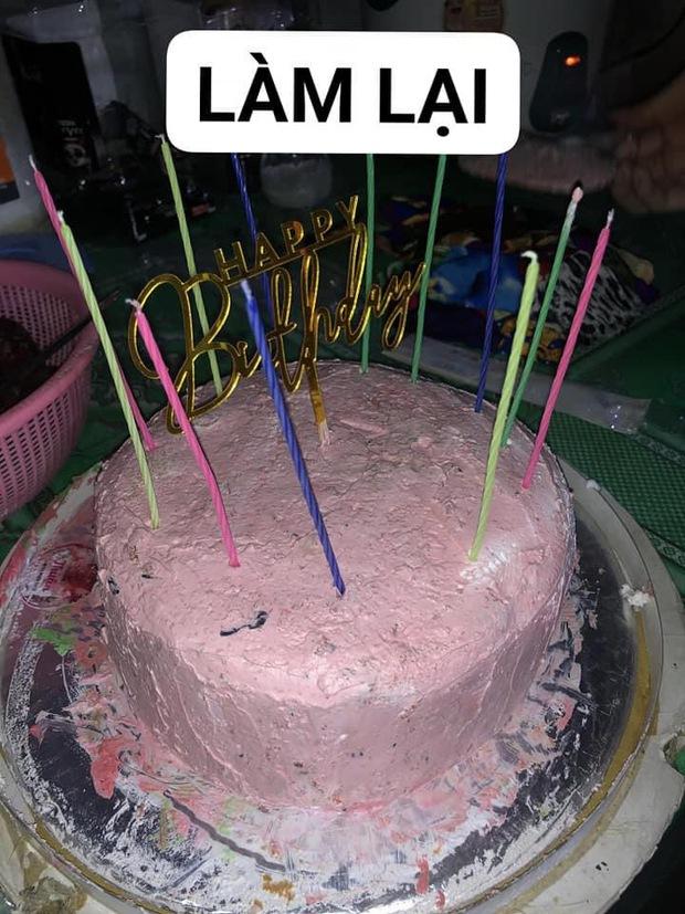 """Cô nàng bị té xe trên đường đi lấy bánh sinh nhật, dân tình đang định chia buồn thì lại cười muốn rớt quai hàm khi thấy hình ảnh """"phục chế"""" - Ảnh 3."""