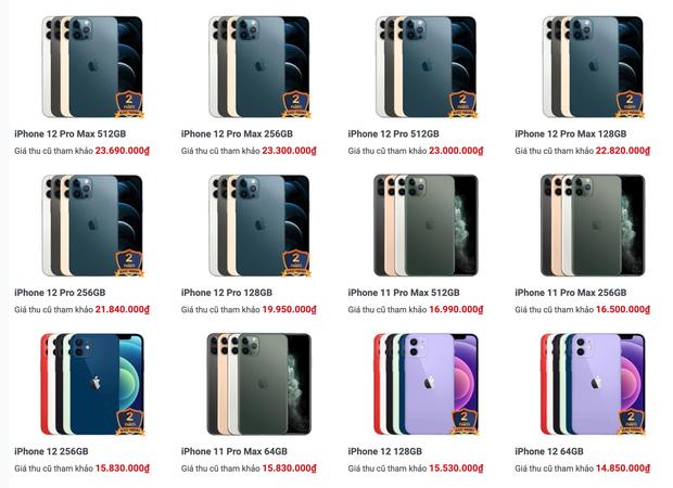 Thu cũ đổi mới, lên đời iPhone 13 ở đại lý nào để có giá tốt nhất? - Ảnh 5.