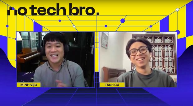 No Tech Bro Show: Cùng Minh Vẹo (Welax) trò chuyện với thiếu gia làng YouTube Tân Một Cú, xem những ai nên chốt đơn iPhone 13? - Ảnh 2.