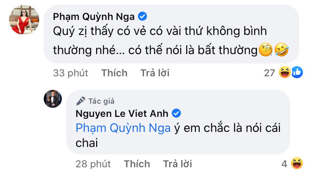 Việt Anh cởi trần khoe body cơ bắp trong nhà bếp, Quỳnh Nga liền thắc mắc: Có vài thứ không bình thường - Ảnh 3.