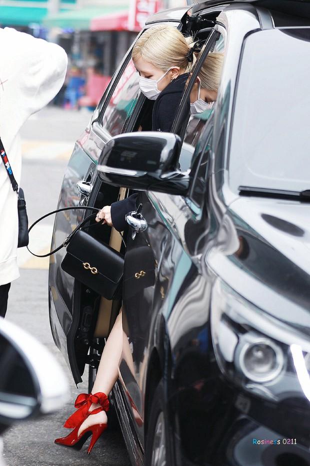 Khí chất của sao Hoa - Hàn khi bước xuống xe: Yoona sexy điên cuồng, mợ chảnh Jun Ji Hyun có hơn người cuối cùng? - Ảnh 3.