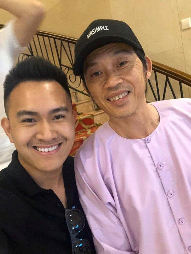 NS Hoài Linh: Con của Linh đứa đầu sinh năm 90, đứa út nói ra mang nhục nhã chút, cháu mới hai tuổi - Ảnh 2.