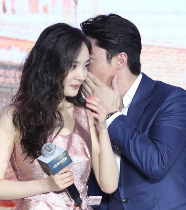 Con gái mách Lâm Tâm Như cảnh bố hôn Dương Mịch, Hoắc Kiến Hoa phản ứng ra sao? - Ảnh 2.