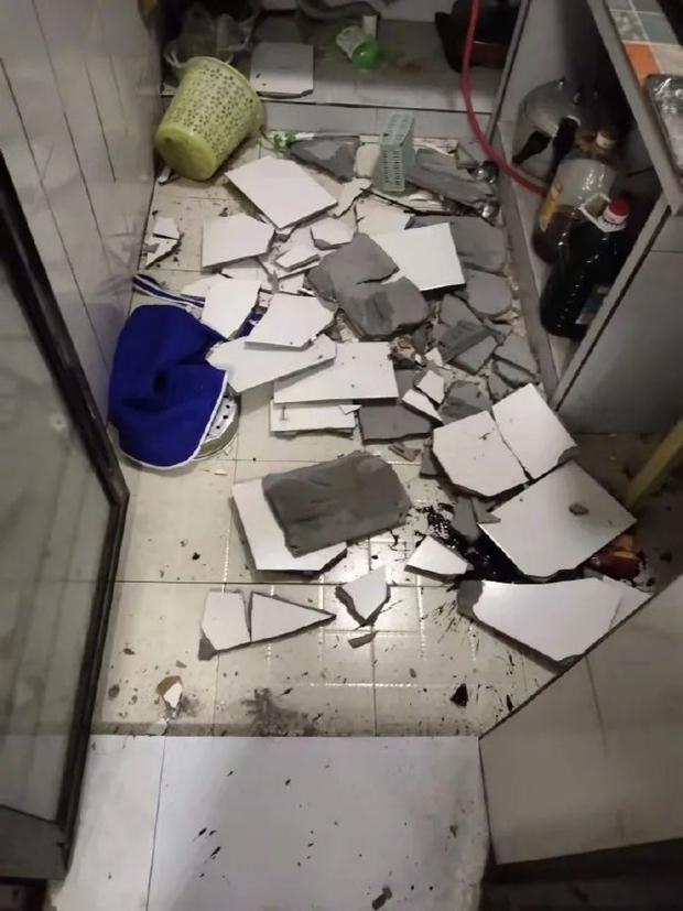 Trung Quốc xảy ra động đất 6 độ richter ở Tứ Xuyên - Ảnh 2.