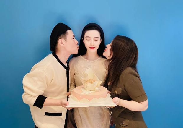 Quản lý quyền lực Cbiz hé lộ tiệc sinh nhật tuổi 40 của Phạm Băng Băng, nhan sắc nữ thần ra sao sau bao thăng trầm? - Ảnh 5.