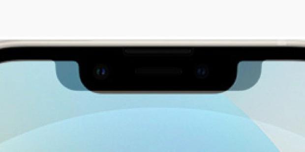 iPhone 13 có tai thỏ gọn hơn nhưng vẫn không thể hiển thị phần trăm pin? - Ảnh 1.